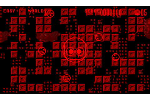 Unreleased Virtual Boy game Bound High debug mode ...