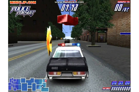 Police Pursuit Free Online Game GAMEPLAY 2 - YouTube