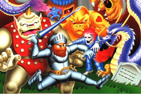 Ghosts 'N Goblins: Gold Knights (iPhone) | Games | Pocket ...