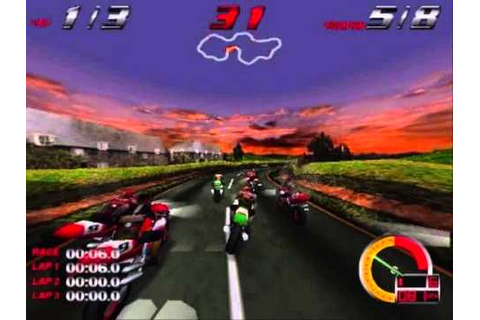 Classic PC games: Redline Racer (download link) - YouTube