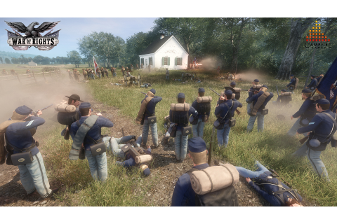 War Of Rights - A US Civil War Game Seeks Kickstarter ...