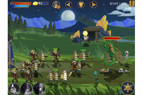 Review: Legendary Wars HD (iPad) - Digitally Downloaded