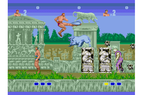 Altered Beast Download Game | GameFabrique