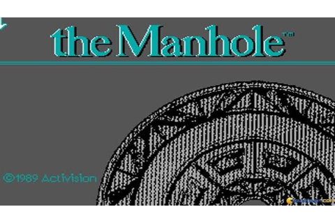 The Manhole gameplay (PC Game, 1988) - YouTube