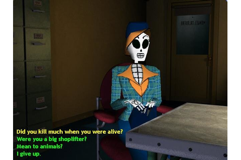 Grim Fandango (1998) - PC Review and Full Download | Old ...