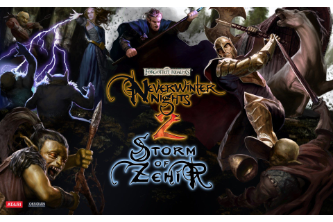 1920x1200 Neverwinter Nights 2: Storm of Zehir game ...