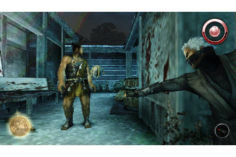 Tenchu: Shadow Assassins - PSP - Review