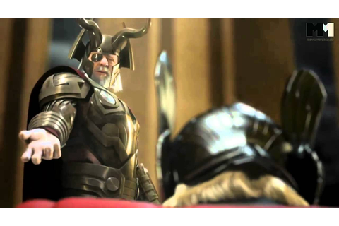 Thor : God of Thunder | Prologue trailer (2011) - YouTube