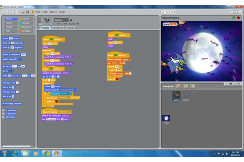 Scratch game | pm1adithya