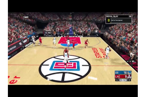 NBA 2K19 Gameplay - YouTube