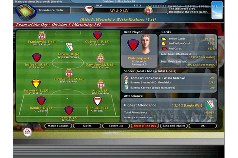 Total Club Manager 2005 - screenshots gallery - screenshot ...