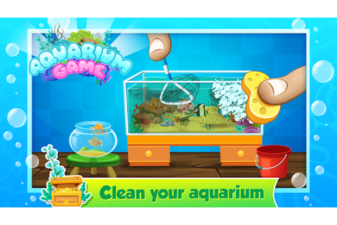 My Fish Tank Aquarium Games APK - Free Casual Apps for Android