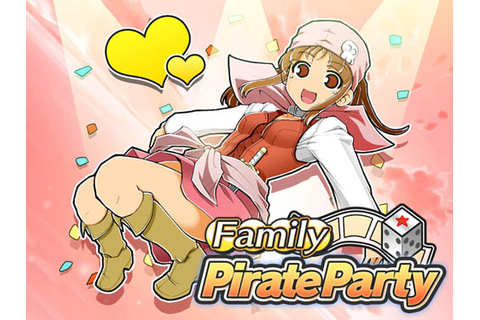 Family Pirate Party - WiiWare Review - Wiiloveit.com