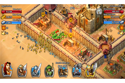 'Age of Empires: Castle Siege' Game Now Available For ...