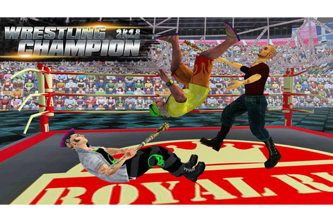 Download WWE World Tag Team Wrestling Fight Revolution ...