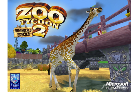 Zoo Tycoon 2: Endangered Species - Download Free Full ...