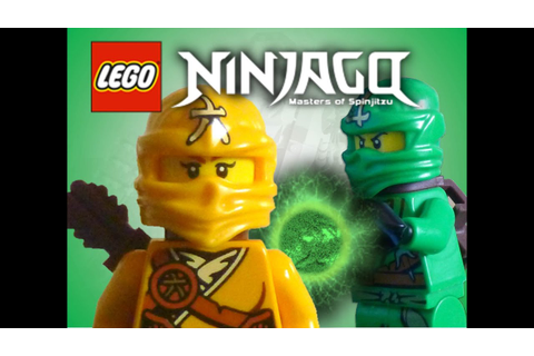 LEGO Ninjago - Tournament of Elements - Master of Amber ...