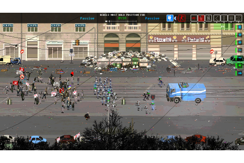 RIOT: Civil Unrest - Download Free Full Games | Strategy games