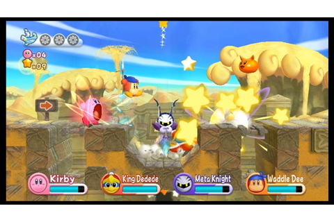 Kirby's Adventure Wii Review - Nintendo Insider