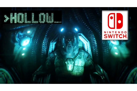 HOLLOW for Nintendo Switch - Trailer & Gameplay! - YouTube