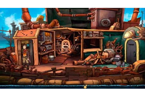 DEPONIA 2: CHAOS ON DEPONIA ~ Guia Zone
