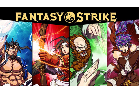 Novice-Friendly Fighter Fantasy Strike Coming to ...