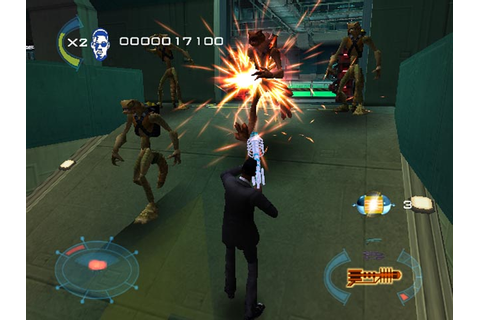 Download Game Men In Black 2 - Alien Escape PS2 Full ...