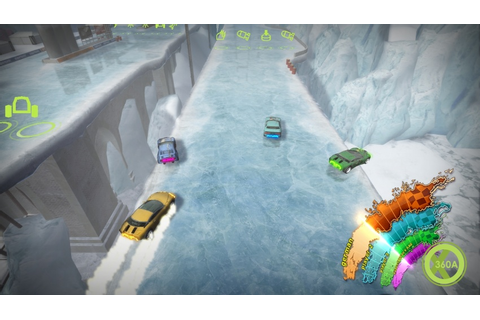 Wrecked: Revenge Revisited Bringing its Micro Machines to ...