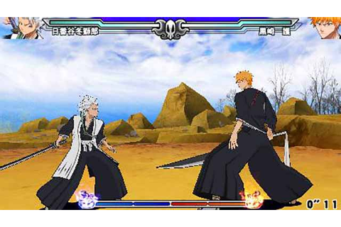 Bleach: Heat the Soul 3 (Japan) PSP ISO - NiceROM.com ...