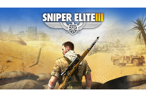 Sniper Elite 3 Game | PS4 - PlayStation