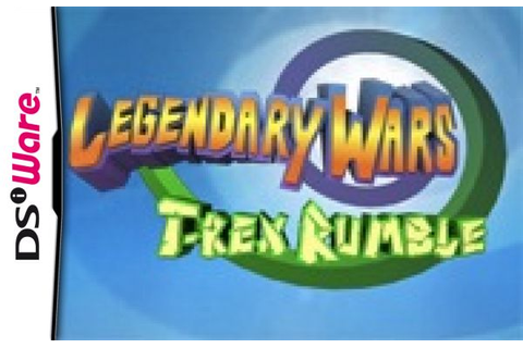 Legendary Wars: T-Rex Rumble (DSiWare) News, Reviews ...
