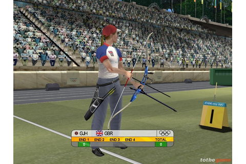 Download Athens 2004 Olympics Game Full Version