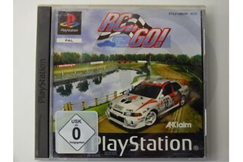 Playstation ps1 Game RC de go, used but good!!! | eBay
