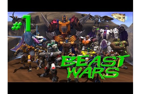 Beast Wars Transformers - Part 1 - Maximals or Predicons ...