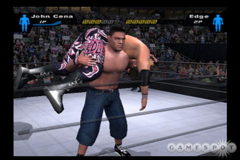 WWE Smackdown! : Here Comes The Pain, THQ, (2003 ...