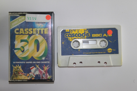 Cassette 50 - For Sale - Game Bytes - Retro Video Games ...