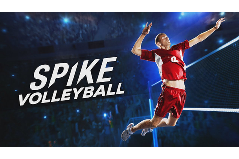 Spike Volleyball - Xbox One X Gameplay - YouTube