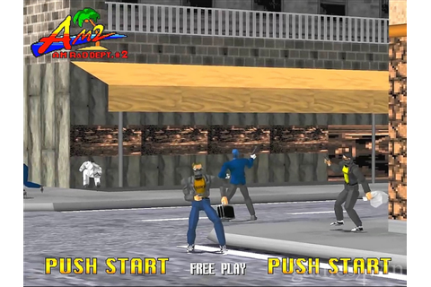 Virtua Cop 2 Download on Games4Win