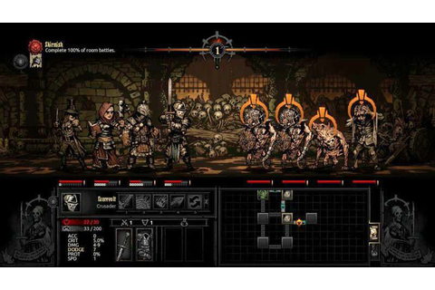 Darkest Dungeon Switch review - DarkZero
