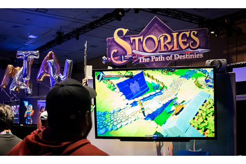 Preview: Stories: The Path of Destinies – SLUG Magazine
