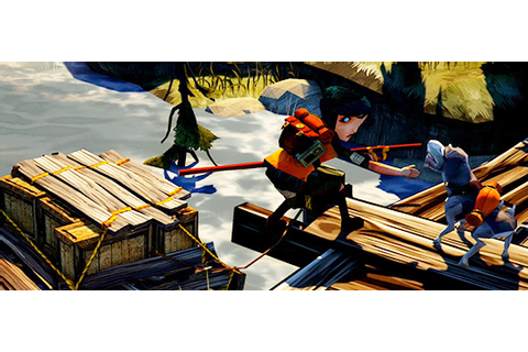 The Flame In The Flood Video Game Review | Xbox One | Play ...