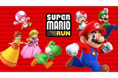 Super Mario Run Gameplay - YouTube