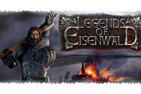 Legends of Eisenwald Review | GameGrin