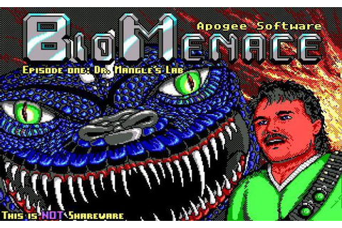 Bio Menace image - Video Game Art Realm - Mod DB