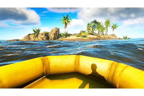 THE NEW RAFT GAME! (Stranded Deep) - YouTube