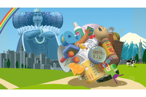 Katamari Damacy REROLL Announced For Nintendo Switch And ...