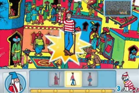 Where's Wally? Fantastic Journey 1 (WiiWare) Game Profile ...