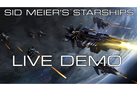 Sid Meier shows off Starships, his new tactical strategy ...