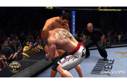 UFC Undisputed 2010 | Mediafire | MF | PS3 | Working 3.41 ...