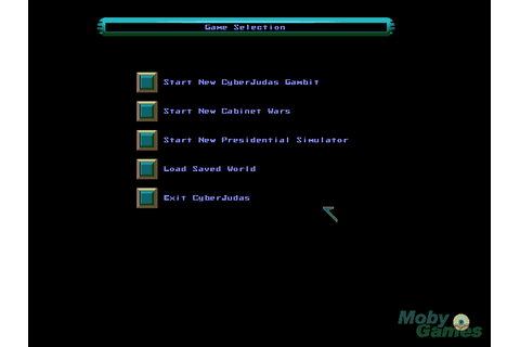 Download CyberJudas - My Abandonware